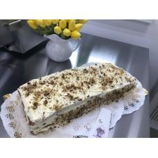 Prăjitură Mademoiselle Brulee